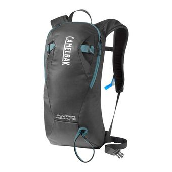 Camelbak POWDERHOUND 9+3L - Sac d'hydratation graphite/adiratic blue