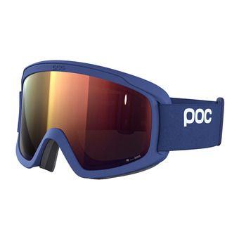 Poc OPSIN CLARITY - Masque ski lead blue/spektris orange