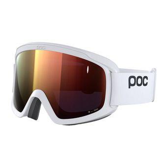 Poc OPSIN CLARITY - Gafas de esquí hydrogen white/spektris orange