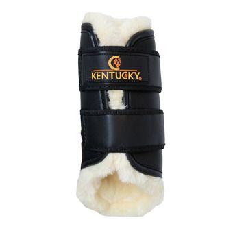 Kentucky 42303 - Guêtres antérieurs noir