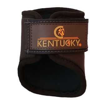 Kentucky 3D SPACER - Protectores de menudillos choco