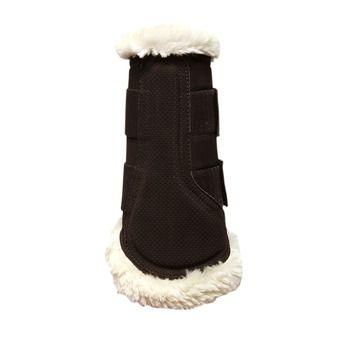 Guetre 'Air' mouton choco Size L Unisexe Choco