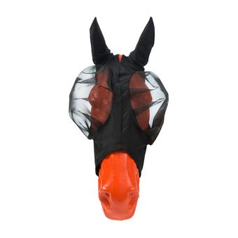 Masque anti-mouche slim fit noir Cob Unisexe noir