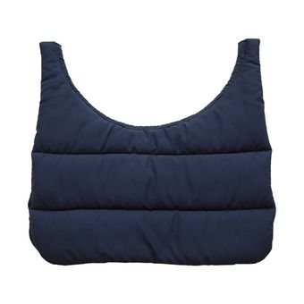 Kentucky BIB SUMMER - Protection de poitrail navy