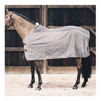 Chemise séchante fleece 'heavy' gris 140-6'3 Unisexe gris