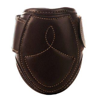Protège boulet cuir marron Unisexe marron