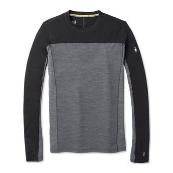 M MS 250 LS Crw Homme BLACK