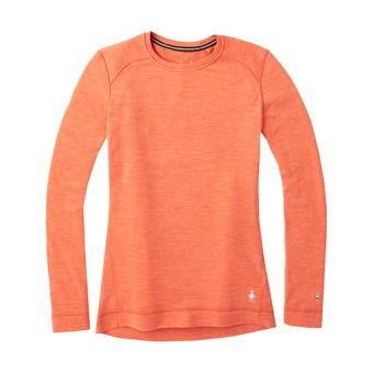 Smartwool MERINO 250 - Camiseta térmica mujer light habanero heather