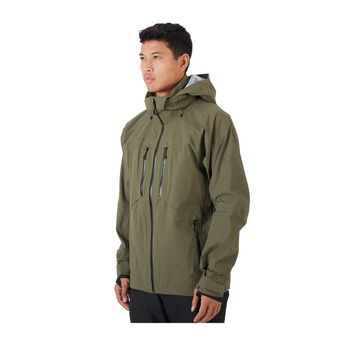 Mammut STONEY - Ski Jacket - Men's - iguana