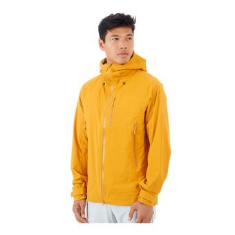 Mammut KENTO - Jacket - Men's - golden