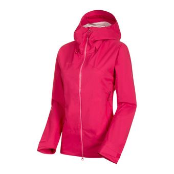 Mammut KENTO - Jacket - Women's - dragon fruit