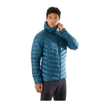 Mammut BROAD PEAK - Doudoune Homme wing teal/sapphire