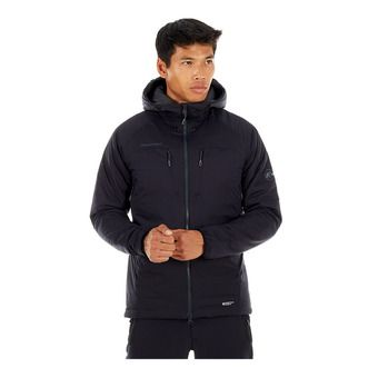 Mammut RIME FLEX - Jacket - Men's - black/phantom