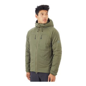 Mammut RIME FLEX - Jacket - Men's - iguana
