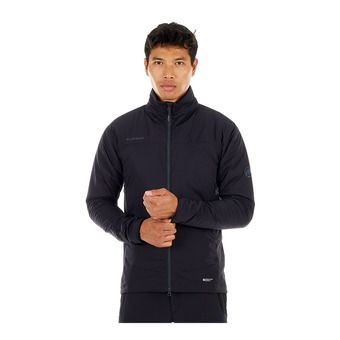 Mammut RIME HYBRID FLEX - Jacket - Men's - black/phantom