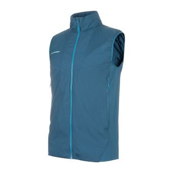 Mammut RIME LIGHT FLEX - Jacket - Men's - wing teal