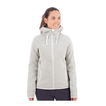 Mammut ARCTIC - Polaire Femme bright white/highway melange