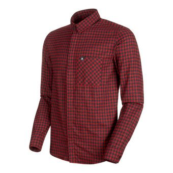 Mammut WINTER - Camicia Uomo scooter/black