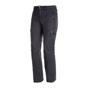 Mammut STONEY - Pantalon ski Homme black
