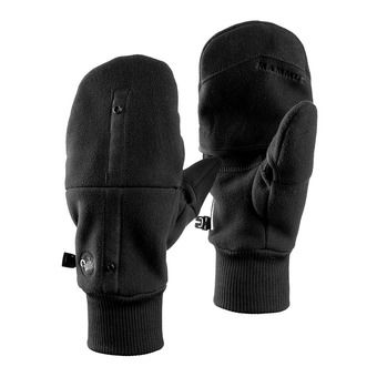 Mammut SHELTER - Gloves - black