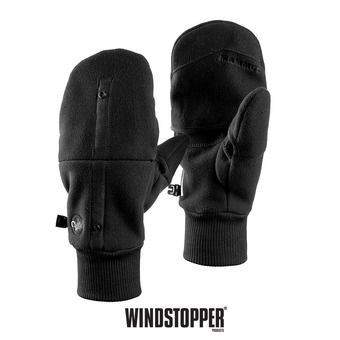 Mammut SHELTER - Gants black