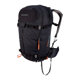 Mammut PRO X REMOVABLE 3.0 35L - Sac à dos airbag black