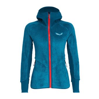 Salewa PUEZ WARM PL - Fleece - Women's - blue sapphire