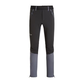 Salewa PEDROC SW/DST - Pantalón hombre black out