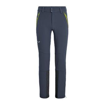Salewa SESVENNA SKITOUR DST - Pantalon Homme ombre blue