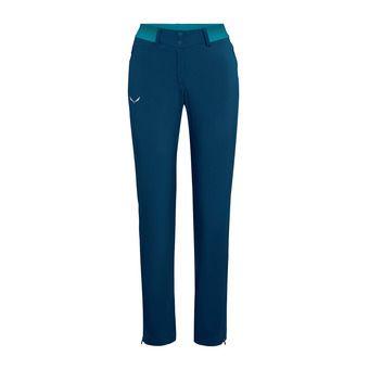 Salewa PEDROC 3 DST - Pants - Women's -poseidon