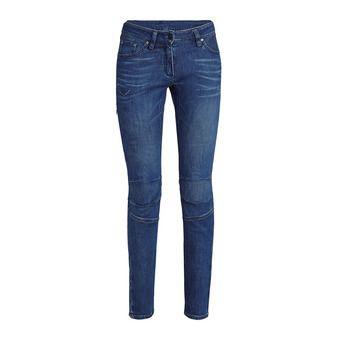 Salewa AGNER DENIM CO - Pantalon Femme jeans blue