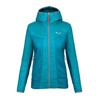 Salewa PUEZ 2 TWC - Jacket - Women's - ocean