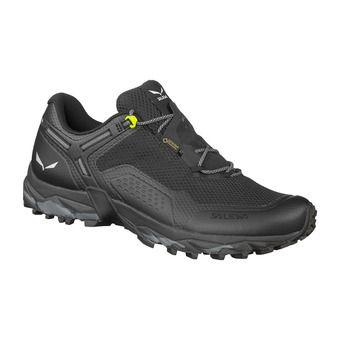 Salewa SPEED BEAT GTX - Chaussures randonnée active Homme black/black