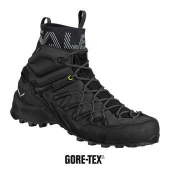 Salewa WILDFIRE EDGE MID GTX -  Zapatillas de aproximación hombre black/black