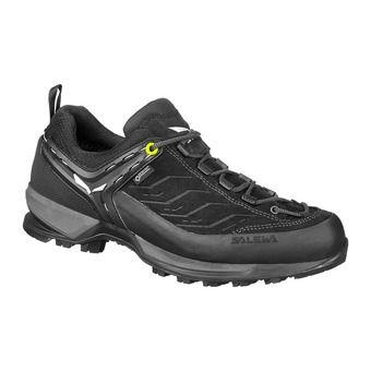 Salewa MTN TRAINER GTX - Zapatillas de aproximación hombre black/black