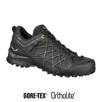 Salewa WILDFIRE GTX - Chaussures d'approche Homme black out/s
