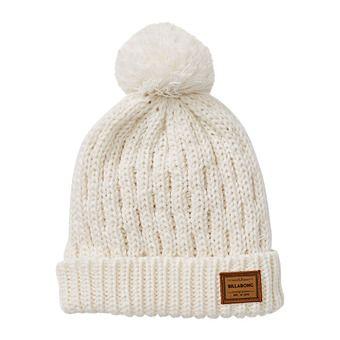 Billabong GOOD VIBES - Bonnet Femme snow