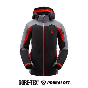 Spyder COPPER GTX - Veste ski Homme black volcano