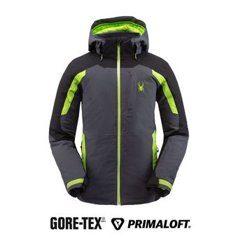 Spyder COPPER GTX - Veste ski Homme ebony