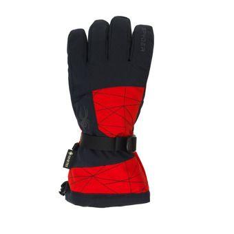 Spyder OVERWEB GTX - Guantes de esquí hombre volcano