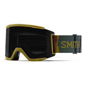 Smith SQUAD XL - Masque de ski cp sun black /mo - cp storm rose flash