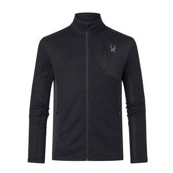 M BANDIT FULL ZIP Homme BLACK BLACK