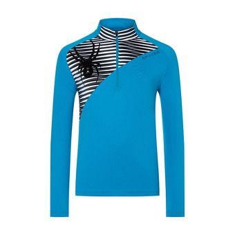 Spyder RESOLVE - Polaire Homme medium blue