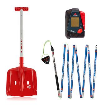 Arva SAFETY BOX EVO5 - Pack DVA + Probe + Shovel