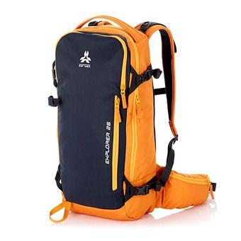 BACKPACK EXPLORER 26 Unisexe 01-Orange Pepper