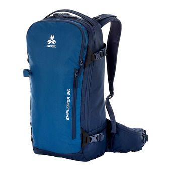 Arva EXPLORER 26L - Backpack - petrol blue