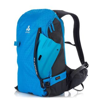 BACKPACK RESCUER 22 Unisexe 02-Blue