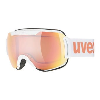 uvex downhill 2000 CV white SL/rose-HCO Unisexe white mat
