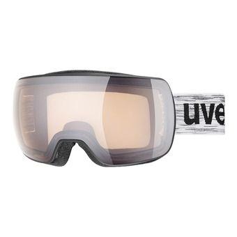 uvex compact V black mat dl/silver Unisexe black mat