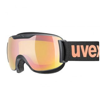 uvex downhill 2000 S CV black SL/rose-vista Unisexe black mat